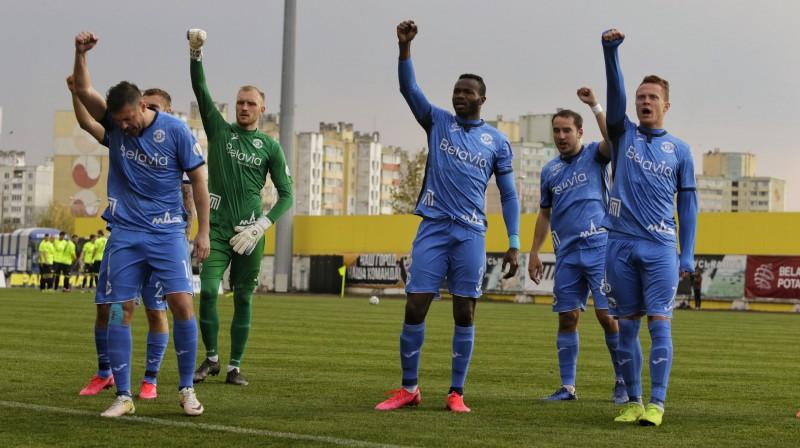 """Brestas """"Dynamo"""". Foto: vk.com/dynamobrest"""