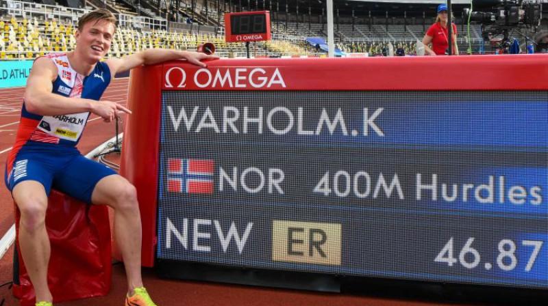 Karstens Varholms. Foto: AFp/Scanpix