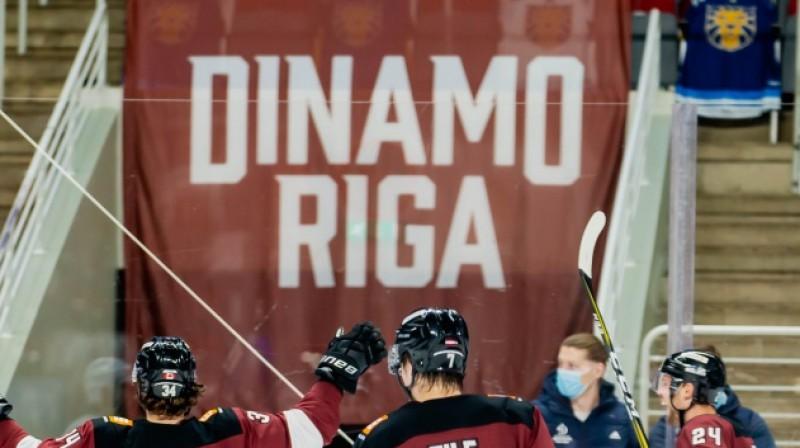 "Rīgas ""Dinamo"". Foto: Kaspars Volonts, dinamoriga.lv"