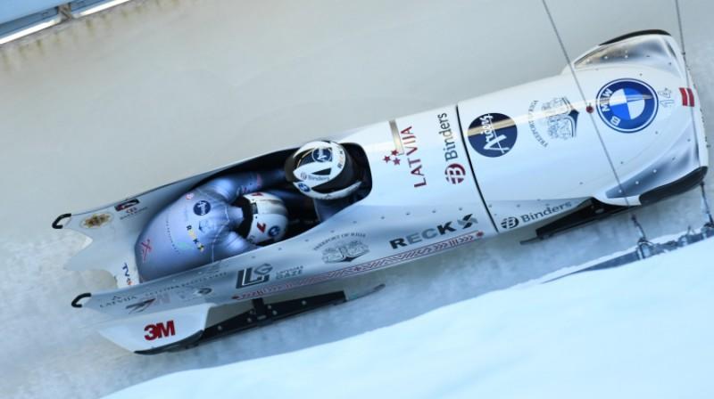 Foto: Viesturs Lācis / bobslejs.lv