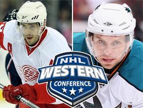 NHL: Rietumu konferences pirmssezonas apskats
