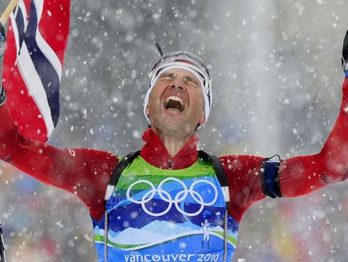 Stafetes čempione - Norvēģija, Latvija atkal pēdējā