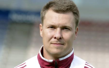 "Aleksandrs Proskurņins - ""AUDA"" treneris"