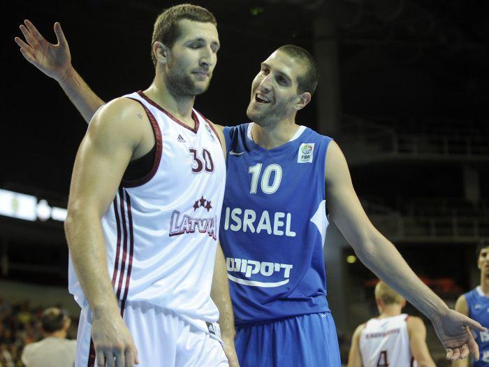 Latvija B grupā ar Serbiju, Franciju, Vāciju, Izraēlu, Itāliju