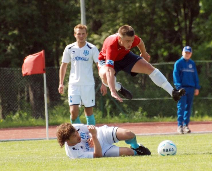 """FC """"Jūrmala"""" Virslīgā ienāk ar lielām ambīcijām"""