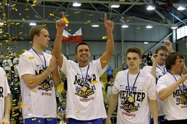 Šķēlem Igaunijas čempiontituls un MVP