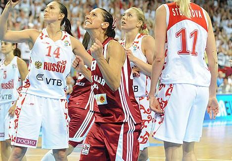 Priedes debijā Latvijai minimāls zaudējums pret Krieviju