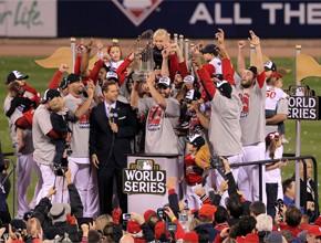 """Sentluisas """"Cardinals"""" izcīna uzvaru """"World Series"""""""