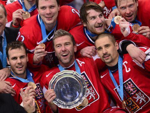Čehijai otrā bronza pēc kārtas