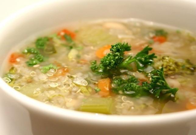 Ēdiet un vājējiet: zupa ātrai tauku dedzināšanai