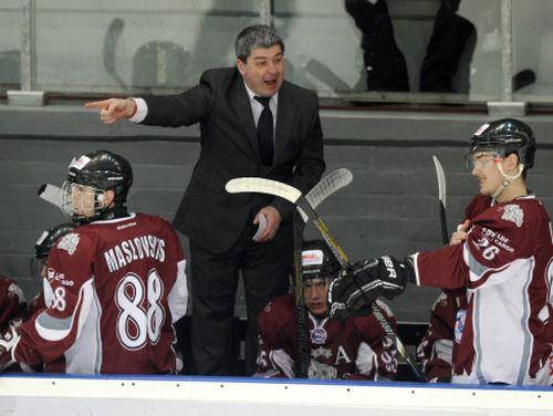 Latvijas U20 hokeja izlases mērķis - ceļazīme uz eliti