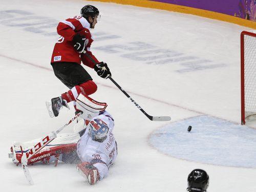Soču hokeja turnīrs: Austrija vai Slovēnija, Krievija vai Norvēģija, Čehija vai Slovākija?