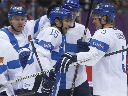 Soču hokeja turnīrs: vai Krievija ceļā uz pusfinālu pārvarēs somu barjeru?
