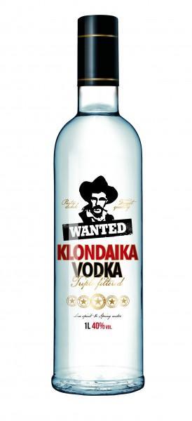 """""""Klondaika"""" sāk piedāvāt savu degvīnu - """"Klondaika VODKA"""""""