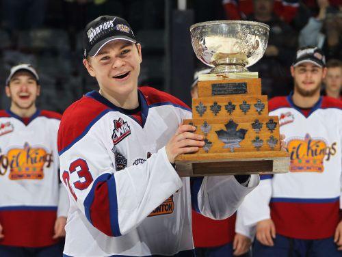 A.Kulda klātienē atbalstīs savu brāli NHL draftā