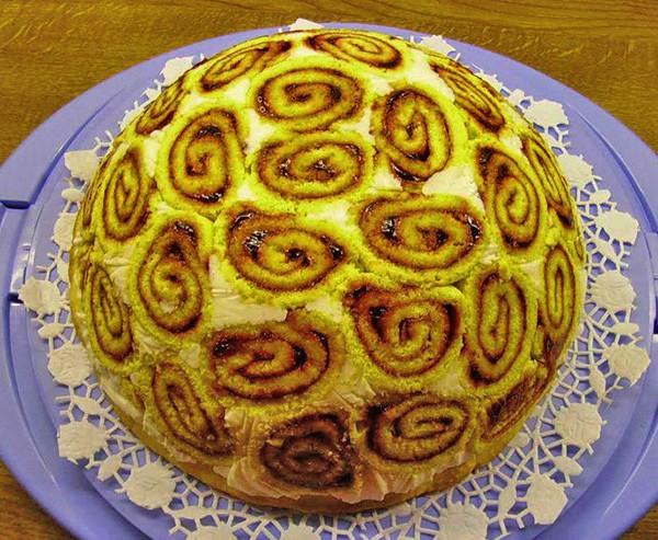 Torte Karaliskā Šarlote