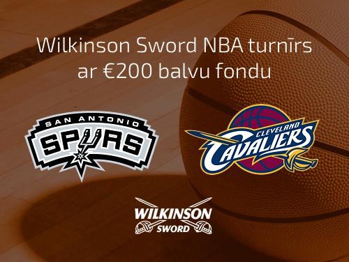 """ScoreFellas.lv piedāvā: NBA prognozes kopā ar """"Wilkinson sword"""""""