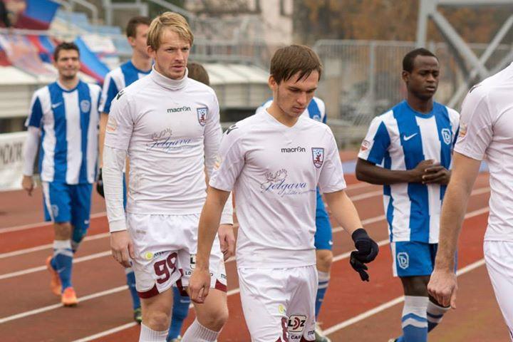 U21 izlases pussargs Kiriļins pārceļas uz Slovākiju