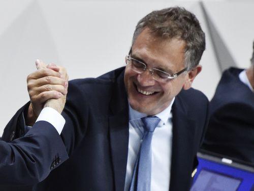 FIFA ģenerālsekretārs zinājis par desmit miljonu pārskaitījumu Vorneram
