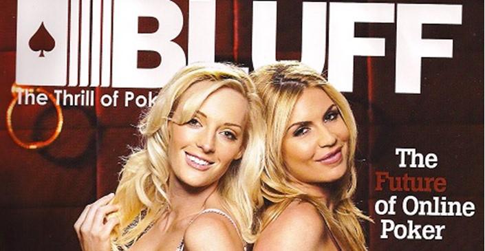 """Pēc 11 gadu darbības bankrotē pokera izdevums """"Bluff"""""""
