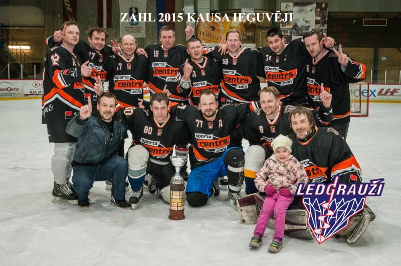 Stabili un pārliecinoši jau 15 gadus. ZAHL aicina komandas pieteikties jubilejas sezonai