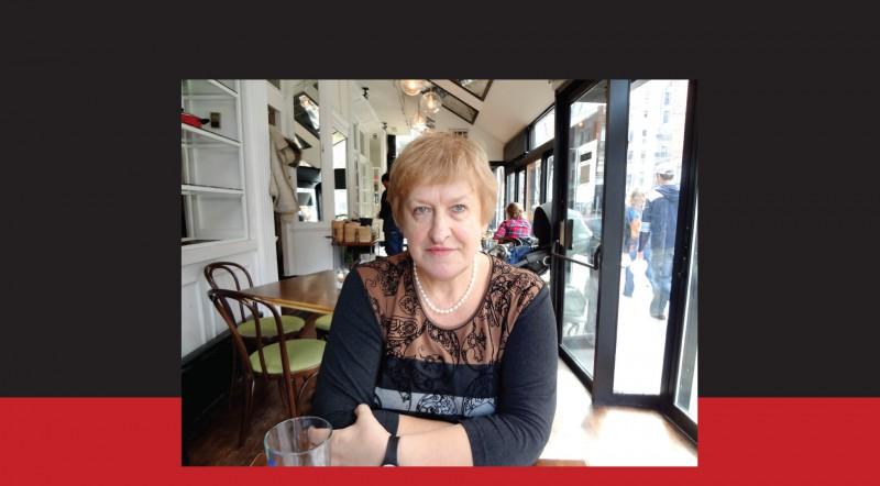 """Valmieras teātrī prof. Silvijas Radzobes lekcija  pirms pirmizrādes """"Meistars un Margarita"""""""