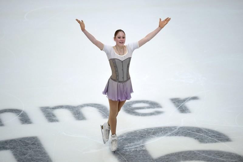Daiļslidotājai Ņikitinai piektā vieta jaunatnes olimpiskajās spēlēs