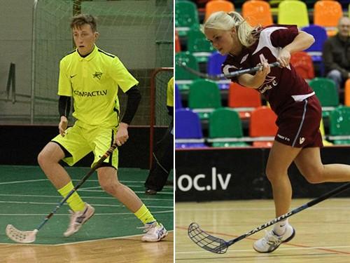 Sporta Punkts februāra mēneša spēlētāji – Dimante un Barkovskis