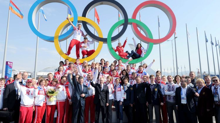 Četrus Krievijas olimpiskos čempionus apsūdz dopinga lietošanā