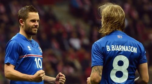 """Debitante Islande pirmā nosauc sastāvu """"Euro 2016"""" finālturnīram"""