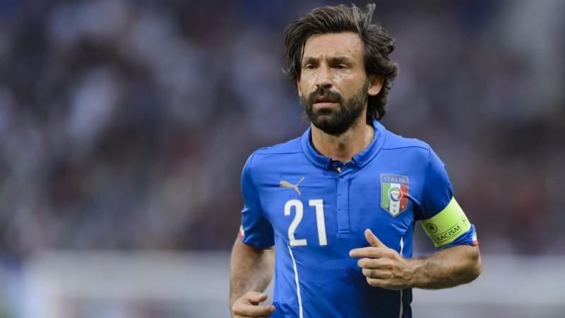 Itālija paplašinātajā sarakstā neiekļauj Pirlo