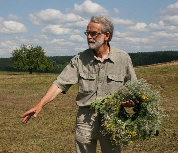Tēlnieks Ojārs Feldbergs par cilvēka mūžu un dzīves virsotnēm