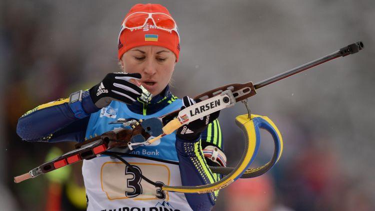 Olimpiskā un pasaules čempione Semerenko izlaidīs biatlona sezonu