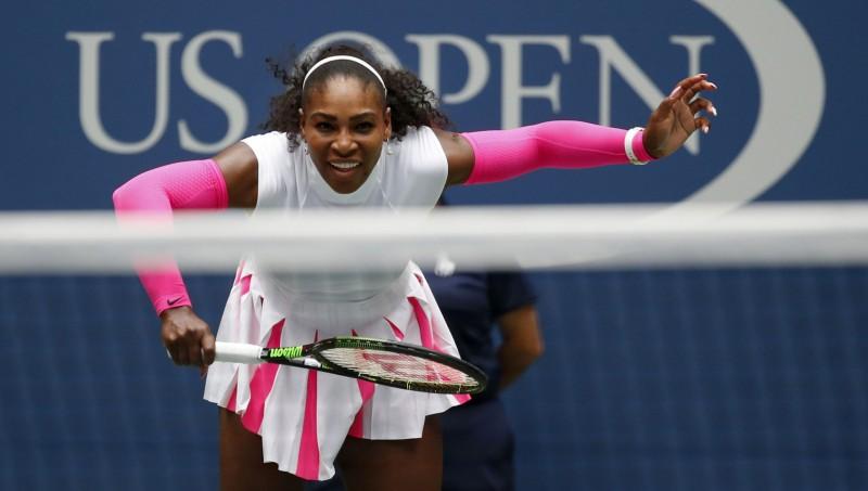 """Viljamsa kļūst par """"Grand Slam"""" uzvarām bagātāko tenisisti"""
