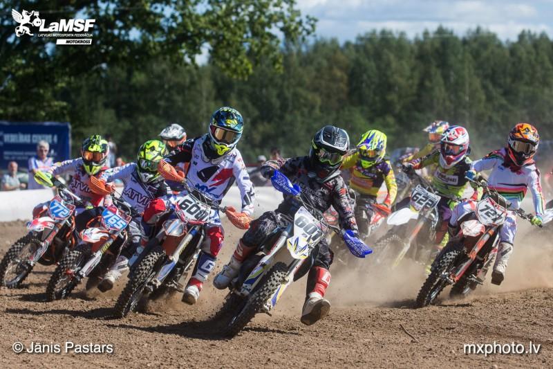 Latvijas motokrosa sezona tuvojas izskaņai – kas vēl gaidāms? Dobele, Pilsblīdene, Saldus