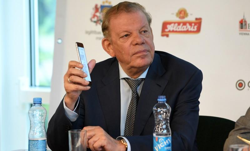 """Lipmans: """"Rīgas """"Dinamo"""" nav realizējusi savu sākotnējo mērķi"""""""
