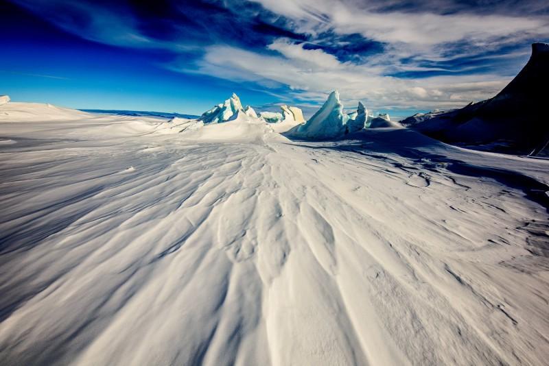 Kā izdzīvot Antarktīdā un doties piedzīvojumos lielā salā?