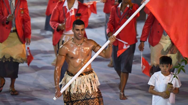 Tongas puskailais karognesējs grib startēt arī ziemas olimpiskajās spēlēs