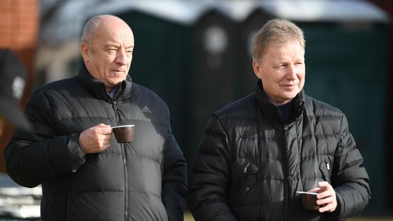 Par Latvijas izlases galveno treneri atkal kļūst Starkovs