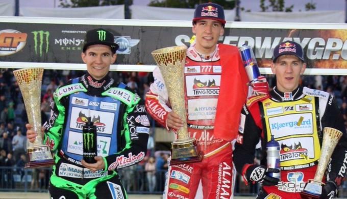 Pjotra Pavļicka mammas novēlējums piepildās - dēlam pirmā GP uzvara