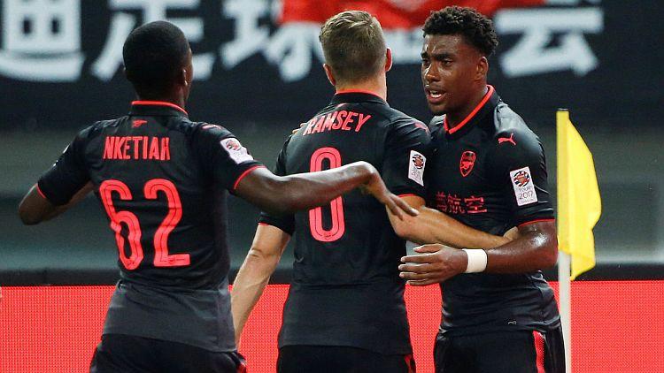 """Ivobi glābj, """"Arsenal"""" 11 metru sitienos pārspēj """"Bayern"""""""