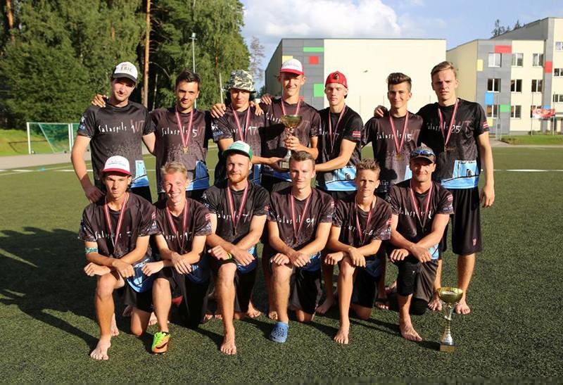 """""""Salaspils WT"""" izcīna ceļazīmi uz Eiropas klubu čempionātu"""