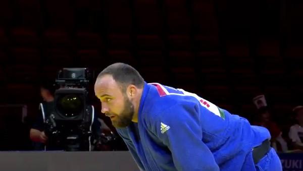 """Džudists Borodavko uzvar divās """"Grand Prix"""" posma cīņās"""