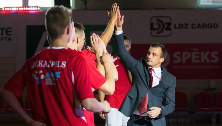 """""""Jēkabpils"""" pārbaudes spēlē pieveic """"Ķekavu"""", Magonem 31 punkts"""