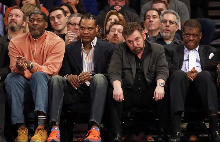 """MSG īpašnieks Doulens izliek pārdošanā """"Knicks"""" kaimiņieni """"Liberty"""""""