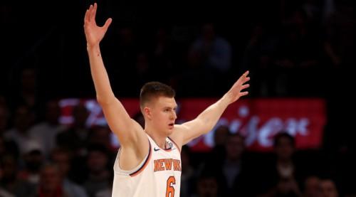 NBA: tiesneši kļūdījās, otrajā pagarinājumā nefiksējot pārkāpumu pret Porziņģi