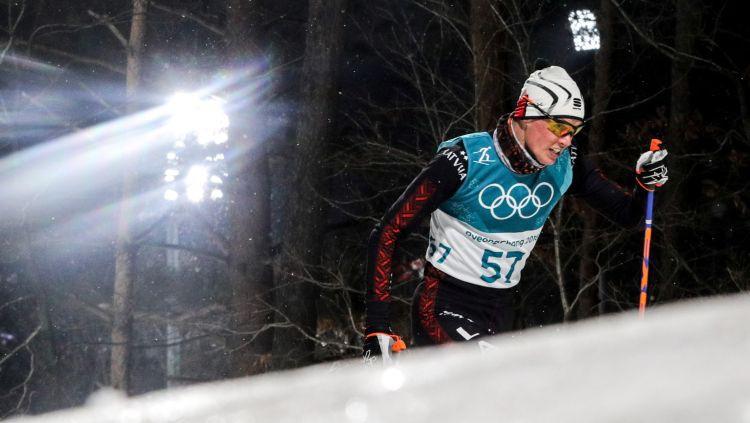 """Bikše paliek pārliecinoši pēdējais """"Tour de Ski"""" masu startā; Eiduka neturpina seriālu"""