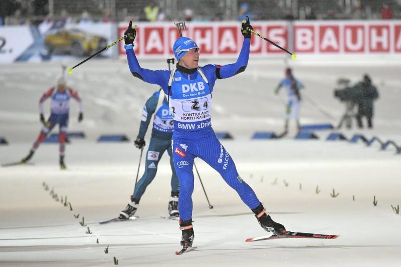 Gelzenkirhenē uzvar Vīrere un Hofers, Domračeva un Bjerndālens noslēdz Top3