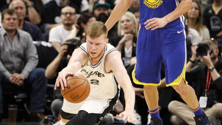 """Bertānam un """"Spurs"""" vēl viena neveiksme pret """"Warriors"""", sērijā 0-3"""