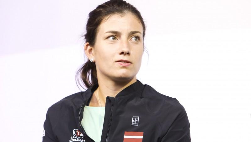 Sevastova WTA rangā zaudē vienu pozīciju